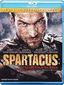 Spartacus - Sangue E Sabbia - Stagione 01 (4 Blu-Ray)