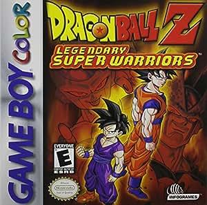 Amazon Dragon Ball Z Legendary Super Warriors Video