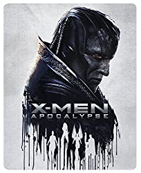 X Men Apocalypse (Steelbook) [Blu-ray] [Limited Edition]