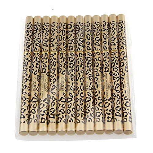 tinksky-ein-set-12st-leopard-drucken-shell-wasserdicht-double-ended-eyeliner-augenbrauenstift-pinsel