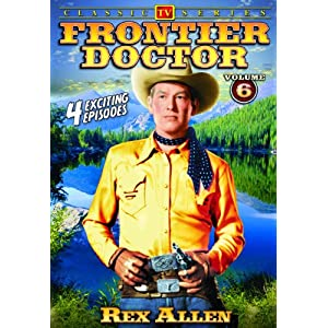 Frontier Doctor, Volume 6 movie