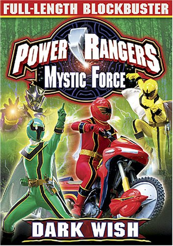 Power Rangers Mystic Force - Dark Wish - The Blockbuster (Alien Rangers Dvd compare prices)