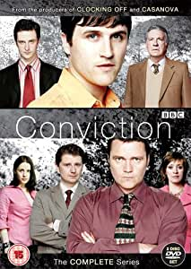 Conviction : Complete BBC Series [DVD] [2004]