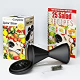 #1 Best Spiralizer Spiral Slicer ★ Riskfree Lifetime Money Back Guarantee ★