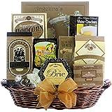 Great Arrivals Champagne Gift Basket, Elegant Expressions