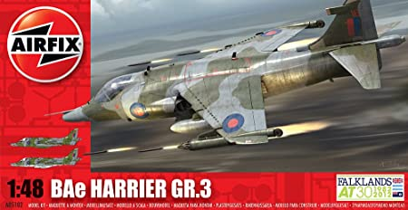 Airfix - AI05102 - Maquette - Bae Sea Harrier GR3