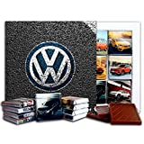 DA CHOCOLATE Candy Souvenir VOLKSWAGEN Chocolate Gift Set 5x5in 1 box (Road)