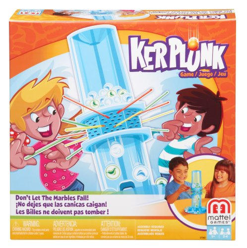Ker Plunk Game - Don't Let the Marbles Fall (Kids Board compare prices)