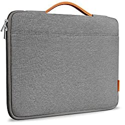 Inateck 15-15.4 Inch MacBook Pro/ Pro Retina Sleeve Case Cover Protective Bag Ultrabook Netbook Carrying Protector Handbag for 15
