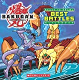 Bakugan Battle Brawlers Ready to Brawl Best Battles Guidebook