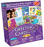 Art Explosion Greeting Card Factory Deluxe 5.0 [Old Version]