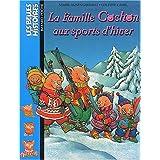 Famille cochon aux sports d'hiverpar Marie-Agn�s Gaudrat