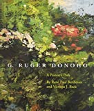 img - for G. Ruger Donoho: A Painter?? Path by Ren?? Paul Barilleaux (1995-08-01) book / textbook / text book