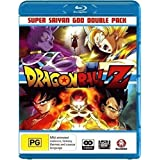 Dragon Ball Z: Super Saiyan God Double Pack [Blu-ray]