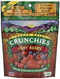 Crunchies Freeze-Dried Fruit Snack, Very Berry, 1 Ounce Pouch