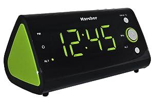 radiowecker g nstig und mit temperaturanzeige karcher ur. Black Bedroom Furniture Sets. Home Design Ideas