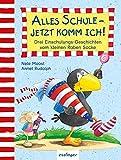 Der kleine Rabe Socke: Alles Schule - jetzt komm ich!, Drei Einschulungs-Geschichten vom kleinen Raben Socke