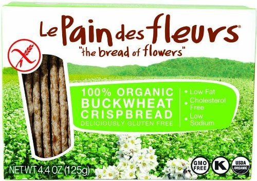 Le Pain Crispbread Buckwheat 4.41 oz (Pack Of 6)