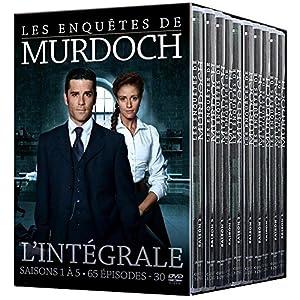 Enquêtes de Murdoch - L'intégrale - Saisons 1 à 5 - 65 épisodes - 30 DVD