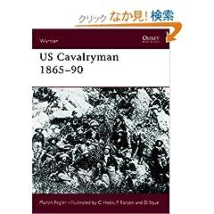 US Cavalryman 1865-90 (Warrior)