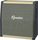 Egnater Tourmaster Series 412A or 412B 280W 4x12 Guitar Speaker Cabinet, Black/Beige Straight