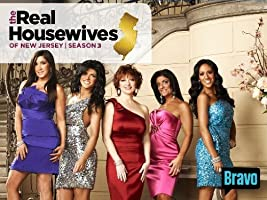 The Real Housewives of New Jersey Season 3 [HD]