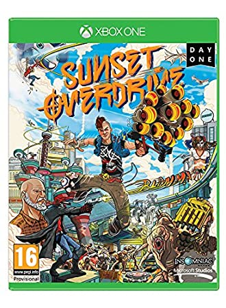 Sunset Overdrive Day One Edition (Xbox One)