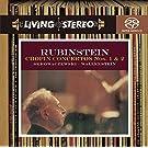 Chopin : Concertos pour piano n� 1 et n� 2 / Rubinstein