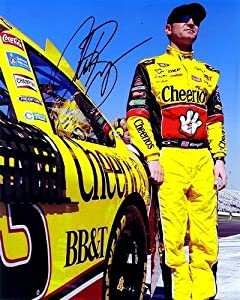 Buy 2010 Clint Bowyer #33 BB&T Helmet 8X10 SIGNED by Trackside Autographs