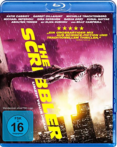 The Scribbler - Unzip Your Head [Blu-ray]
