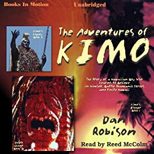 The Adventures of Kimo Audiobook