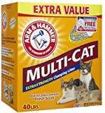 Dealsmountain.com: Arm & Hammer Multi-Cat Litter, 40 Lbs