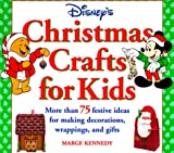 img - for Disney's Christmas Crafts for Kids:: More Than 75 Festive Ideas for Making Decorations, Wrapping, and Gifts book / textbook / text book