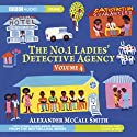 The No. 1 Ladies' Detective Agency 4: The Kalahari Typing School for Men & The Admirer (Dramatised) Radio/TV Program by Alexander McCall Smith Narrated by Claire Benedict, Joseph Marcell
