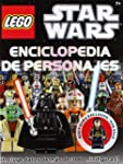 Enciclopedia de personajes LEGO STAR...
