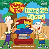 Phineas and Ferb #12: Thank You, Perry! (Phineas & Ferb 8x8 (Unnumbered))