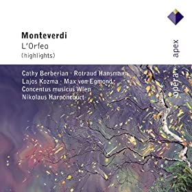 Monteverdi : L'Orfeo [Highlights] - Apex