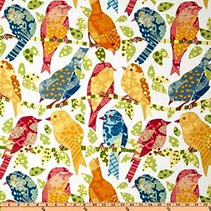Richloom Indoor/Outdoor Ash Hill Garden Home Decor Fabric