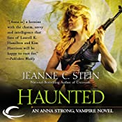 Haunted: Anna Strong, Vampire, Book 8 | [Jeanne C. Stein]