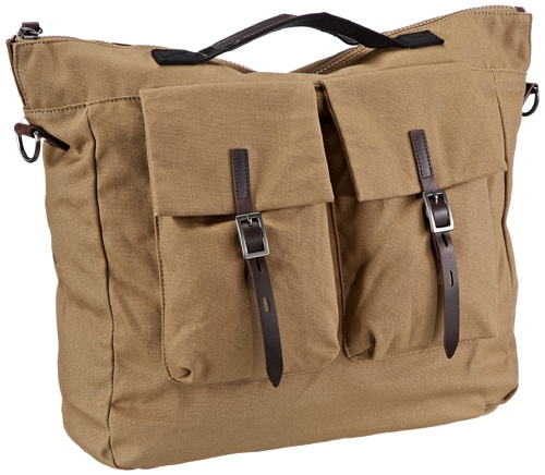 Marc O'Polo Accessories Travis Cross-Body Bag Mens Beige Beige (sand 22790) Size: 11x38x40 cm (H x W x D) (11x38x40 cm (B x H x T) EU)