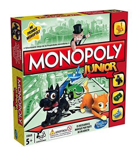 Hasbro Gaming - Monopoly Junior (versión española)