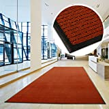 casa pura XL Dirt Trapper Entrance Mat - Metro - Terracotta, 150x200cm | 6 sizes available