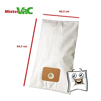 20 Staubsaugerbeutel Variant MI05 Groß geeignet für Miele S 4212