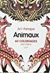 ANIMAUX : 60 COLORIAGES ANTI-STRESS