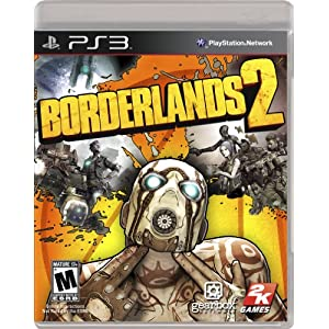 Playstation 3 游戏 Borderlands 2