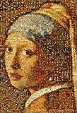 1000ピース モザイク 真珠の耳飾りの少女 M81-512 / ビバリー