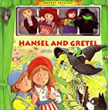Hansel and Gretel with Finger Puppets (Finger Puppet Theater) (0439040051) by Stevenson, Peter