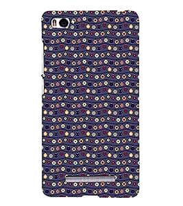 Fuson 3D Designer Back Case Cover For Xiaomi Mi 4i