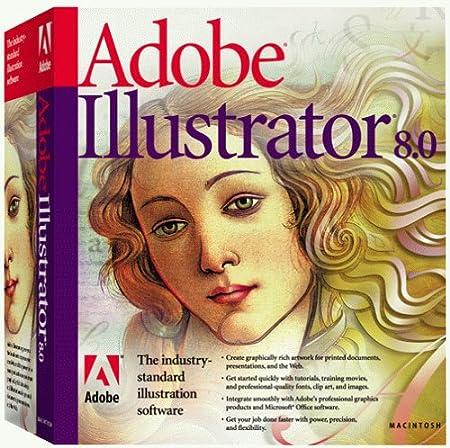 Adobe Illustrator 8.0 for Mac
