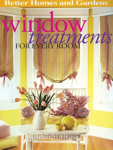 Window Treatments For Every Room Better Homes And Gardens